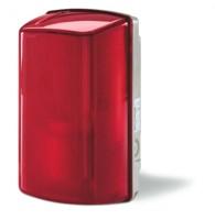 SVIT MIZAR 60W E27 IP55 červené